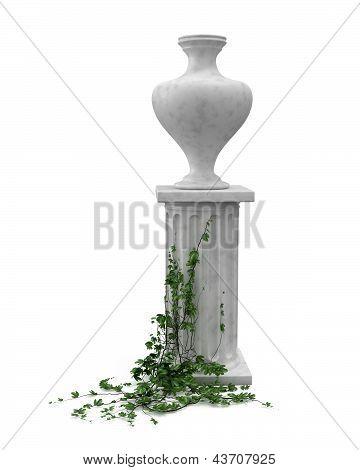 Ancient Amphora.
