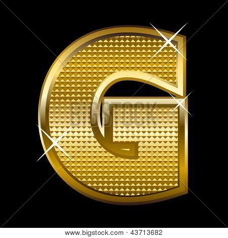 Letra G