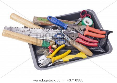 Used Garden Tools