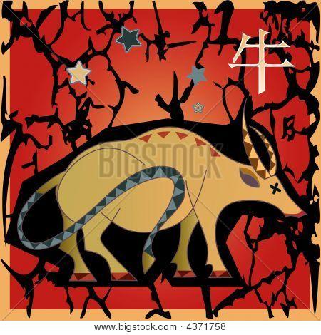 Animal Horoscope - Ox
