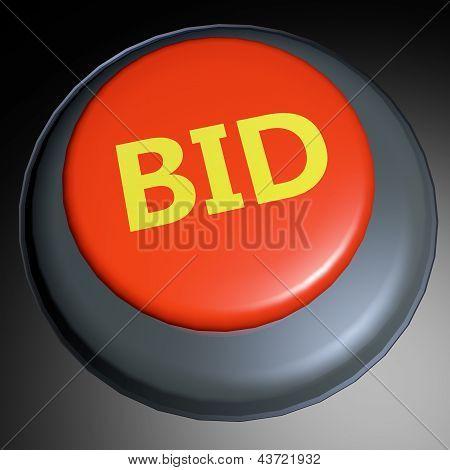 Bid 3D Button