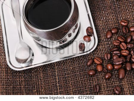 Coffee And Beans