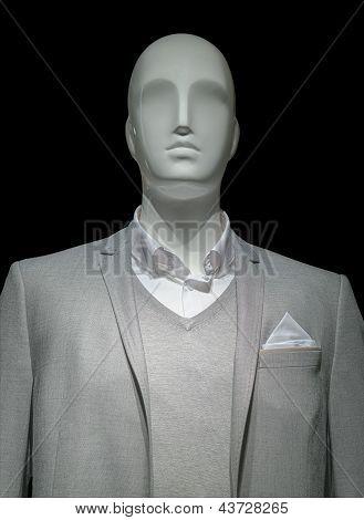 Mannequin In Light Gray