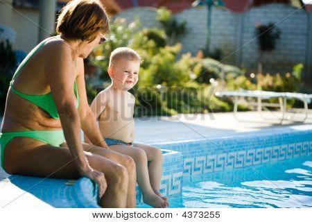 On Poolside