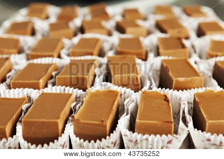 Chocolate Sweet Blocks