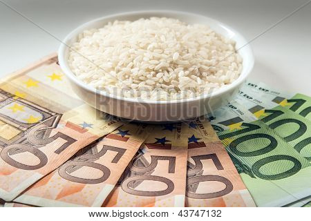 Rice And Money