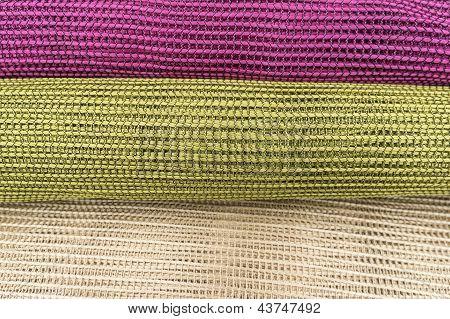 Textile Fabrics Pile
