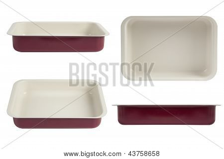 Oven Tray, Nonstick Coating Roasting Pan
