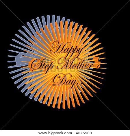 Happy Step Mother Logo