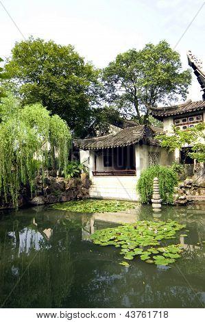 Chinese Classical Gardens of Suzhou