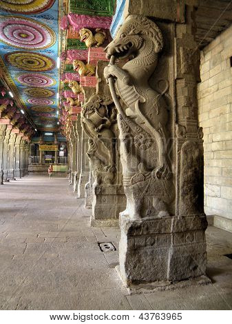 Sri Meenakshi Sundareshwarar Temple, Madurai, India