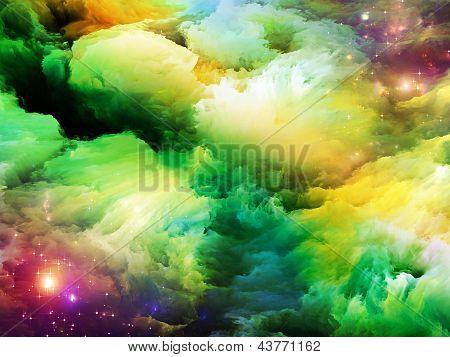 Fractal cool Paint