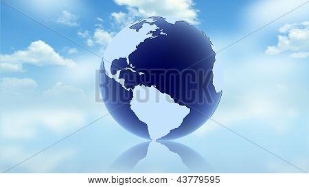 Blue Globe Concept