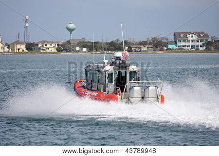 Küstenwache Boot