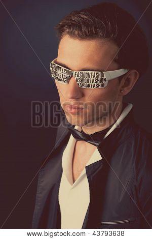 Fashion Stylish Man
