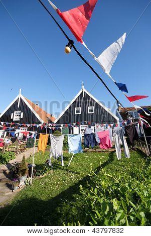 Island Of Marken - Historic Village