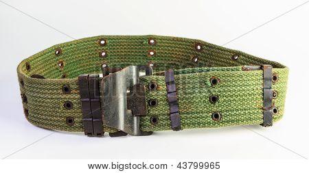 Vintage Cartridges Belt