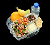 pic of lunch box  - Healthy kid - JPG