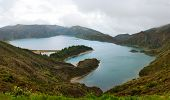 Lake Lagoa Do Fogo