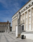 Faculty Of Philosophy At University Of Coimbra