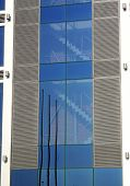 Modern Corporative Building, Detailed poster