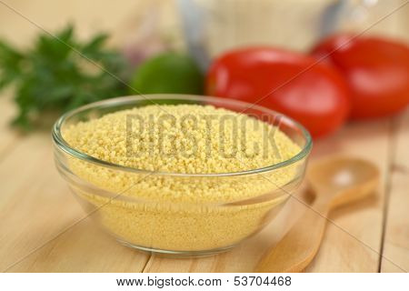 Raw Couscous