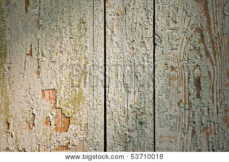 Grunge Wood Close-up Background Texture