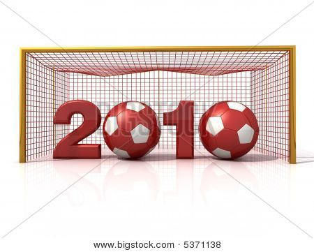 Soccer New Year