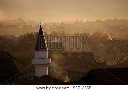 Bulgarian Small Village