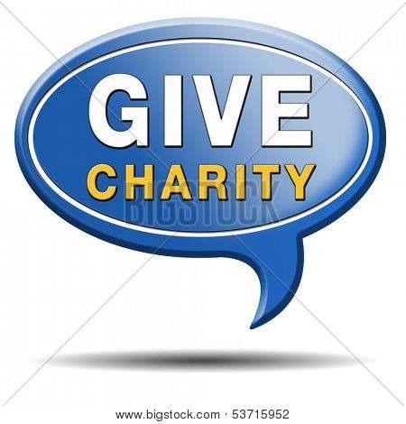 Give charity button donate raise money to help donate gifts fundraising give a generous donation or help with the fundraise