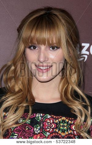 LOS ANGELES - NOV 6:  Bella Thorne at the Hollywood Reporter's Next Gen 20th Anniversary Gala at Hammer Museum on November 6, 2013 in Westwood, CA