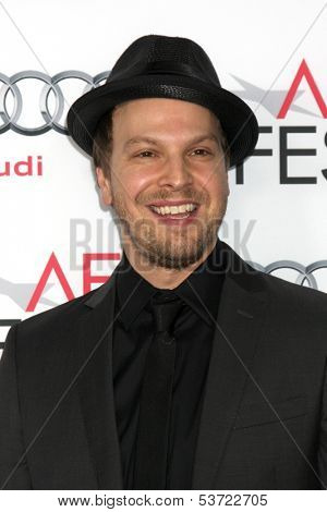 LOS ANGELES - NOV 9:  Gavin DeGraw at the AFI FEST 2013 Presented By Audi -
