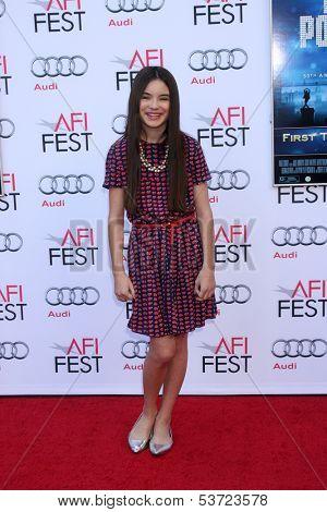 LOS ANGELES - NOV 9:  Landry Bender at the AFI FEST