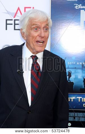 LOS ANGELES - NOV 9:  Dick Van Dyke at the AFI FEST