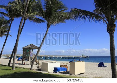 Deerfield Beach Lifeguard Tower 2