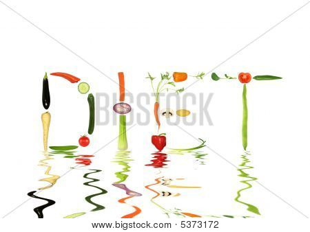 Vegetable Diet Abstract