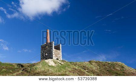 Cornish Mining Engine House