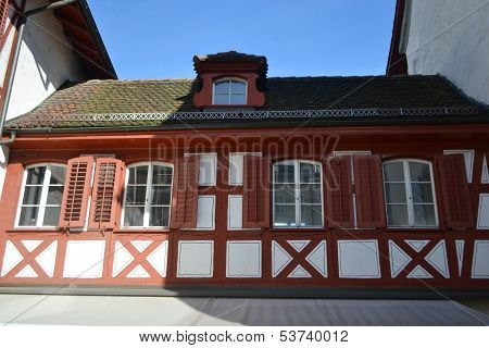 The Old House In Lucerne