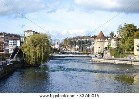 Lucerne, Switzerland.