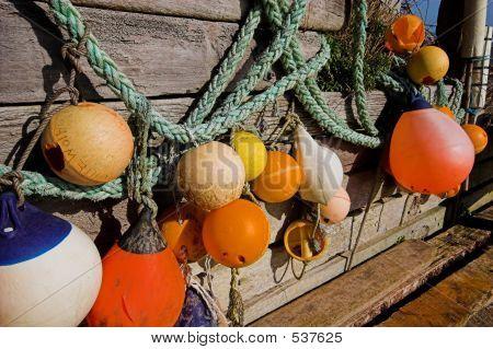Pot Floats