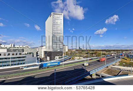 City Highway Of Vienna