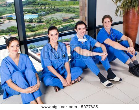 Medical interns