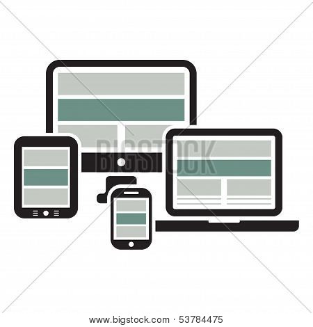 Web Design on Devices
