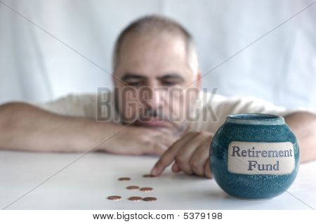 Retirement Fund Bankrupt