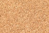 pic of descriptive  - Empty bulletin board background texture natural cork board - JPG