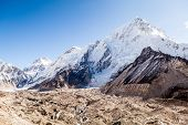 Mountains Everest Landscape