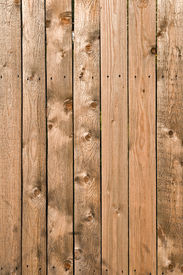 foto of uncolored  - Uncolored wooden lining boards - JPG