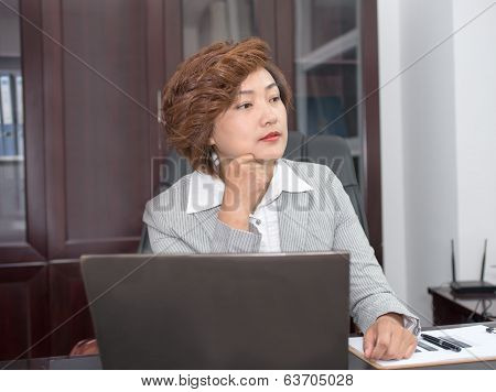 Professional Female Managers'