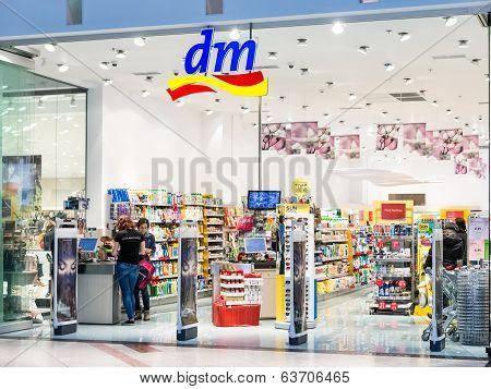 Dm Drogerie Markt Store