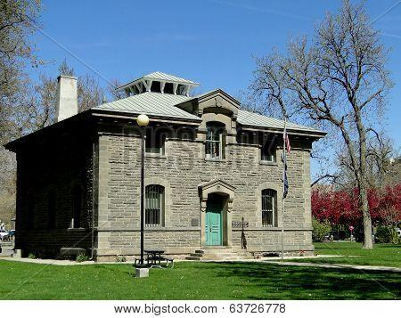 Historic 1871 Landmark Building